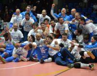 Todis Lido di Ostia Futsal (serie B), è fatta. Gastaldi e Mastrorosato: «Che orgoglio!»