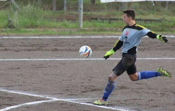 Atletico Kick Off calcio (I cat.), il baby numero uno Papa: «Sto vivendo una grande esperienza»
