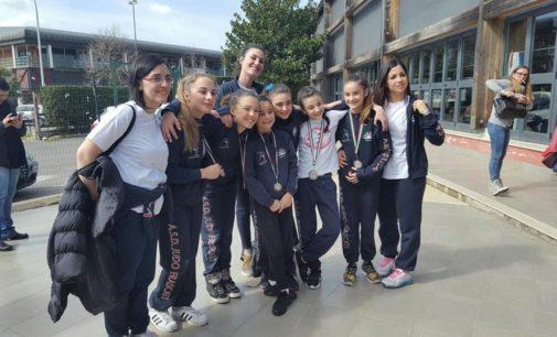 Asd Judo Energon Esco Frascati (ginn. artistica), Di Benedetto e Lanzi sul podio a Casal Palocco