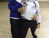 Ssd Colonna (pattinaggio), una bella soddisfazione: la Romagnoli è campionessa provinciale