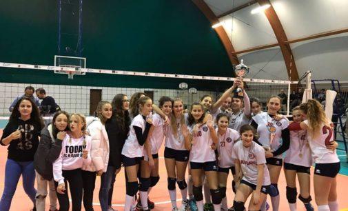 Volley Club Frascati: l'Under 14 è già campione provinciale, ma non vuole fermarsi