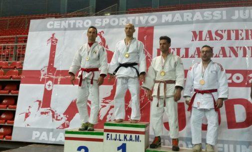Asd Judo Energon Esco Frascati: Lepore secondo tra i Master a Genova, Esordienti show a Roma