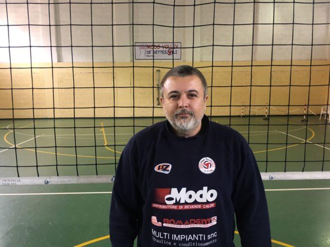 Modo Volley de' Settesoli Marino (B2/f), Nulli Moroni: «Pronti per giocare cinque finali»