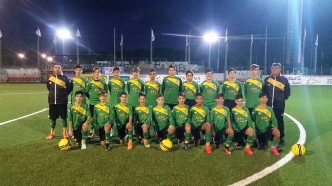 Racing Club calcio (Giovanissimi reg. B), Toselli: «Fiducioso sulla nostra salvezza»