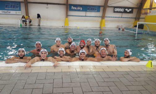 3T Frascati Sporting Village (pallanuoto), Mastrogiuseppe: «La squadra Master può fare bene»