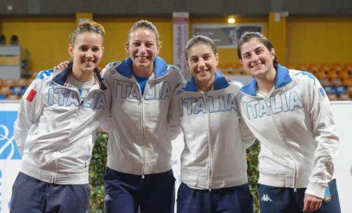 Frascati Scherma: l'ItalFrascati di sciabola terza in Coppa del Mondo, bene i piccoli atleti del Gpg