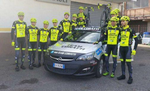 Sfida internazionale per il Team Coratti, domenica al via del Trofeo Città di Loano