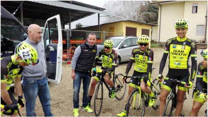 Team Coratti d'attacco anima il Trofeo Carano Garibaldi