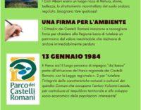 """""""Parco… anch'io!"""", al Parco regionale dei Castelli Romani"""