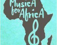 Arriva Musica for Africa