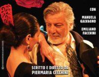 """Teatro Rivellino, Tuscania – """"Non ho mai ballato il flamenco"""""""