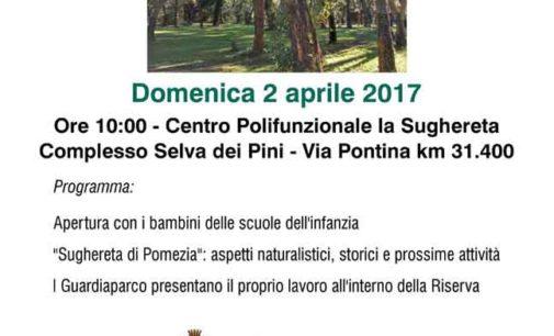 """Festa della riserva naturale """"Sughereta di Pomezia"""""""