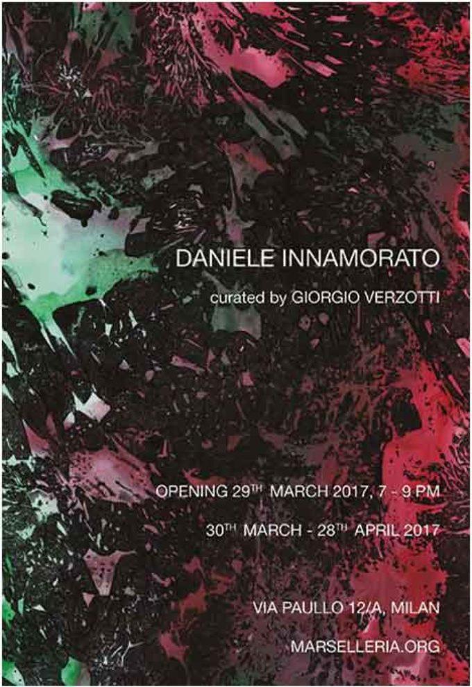 """Daniele Innamorato """"Like No Tomorrow"""""""