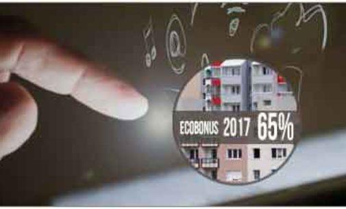 Ecobonus 2017: online nuovo portale ENEA per invio pratiche 65%