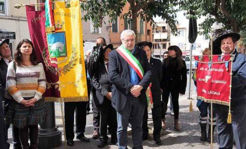 Albano Laziale, celebrata la memoria del partigiano Marco Moscati