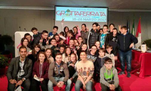 I giovani incontrano i Campioni – Cristina Chiuso e Marco Lodadio alla Fiera di Grottaferrata