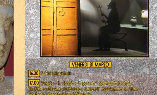"""Anniversario del Museo Civico  Archeologico """"Lavinium"""""""