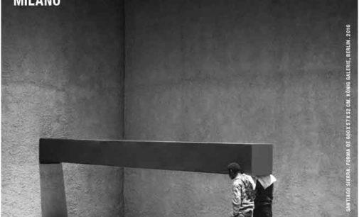 SANTIAGO SIERRA | MEA CULPA | a cura di Lutz Henke e Diego Sileo |  martedì 28 marzo ore 11.30