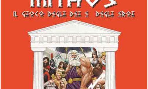 Frascati – MITHOS Il gioco degli Dei e degli Eroi