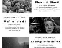 """""""Resistenze indotte"""" – ciclo di film al Centro Sociale IPO' di Marino"""