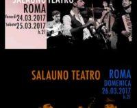"""Al Teatro Sala Uno  """"Amay"""" Concerto spettacolo"""