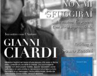 Marino: l'11 marzo Gianni Ciardi presenta il suo giallo ambientato nei Castelli Romani