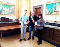 Premiati due studenti marinesi a Palazzo Colonna