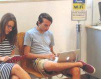 Ciampino: attivato il wi-fi gratuito nell'ufficio postale di Via Bologna