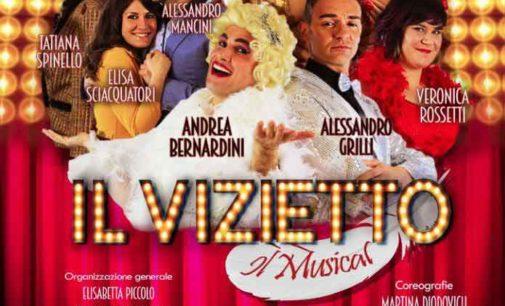 """Tuscania –  """"Il Vizietto"""" in scena al Rivellino"""