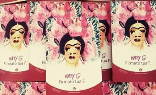 #Libri in redazione – Katyg e il suo 'Firmato tua F', novella Frida…