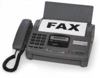 Il fax è sparito, ora c'è l'e-fax