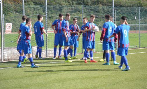 Rocca Priora calcio, la Juniores provinciale cala il tris. Angeloni: «Scaliamo altre posizioni»