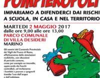 Marino – Al via pompieropoli 2017