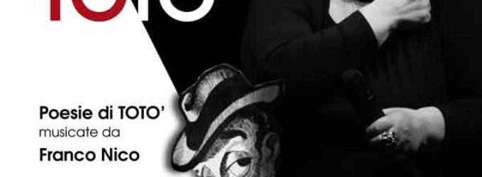 """Napolinscena """"Antonio De Curtis in Arte Toto'"""""""