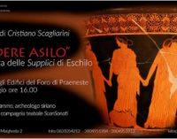 """Palestrina – Conferenza di Cristiano Scagliarini, """"Chiedere asilo"""""""