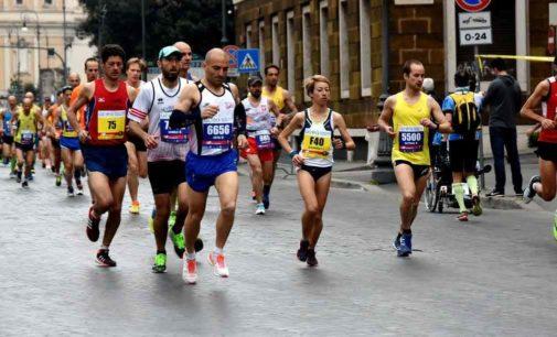 Eleonora Bazzoni 2h45' prima Italiana alla maratona di Roma