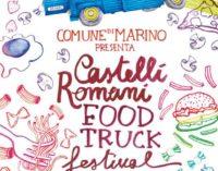 Al via Castelli Romani Food Truck Festival A Marin