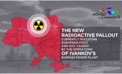 La Nuova Chernobyl che minaccia l'Europa
