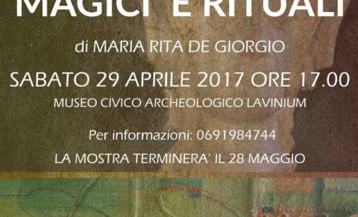 """Museo Archeologico Lavinium – """"Elementi Magici e Rituali"""""""