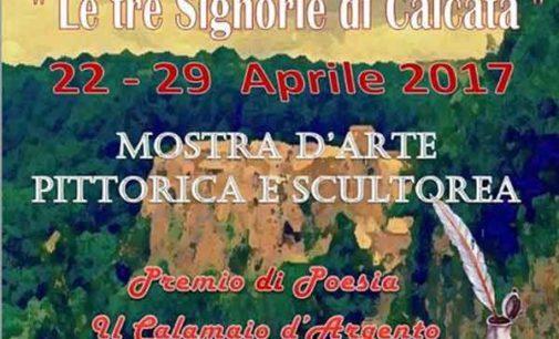 """""""Le tre Signorie"""" Una manifestazione d'arte nel Palazzo Baronale del Parco del Treja"""