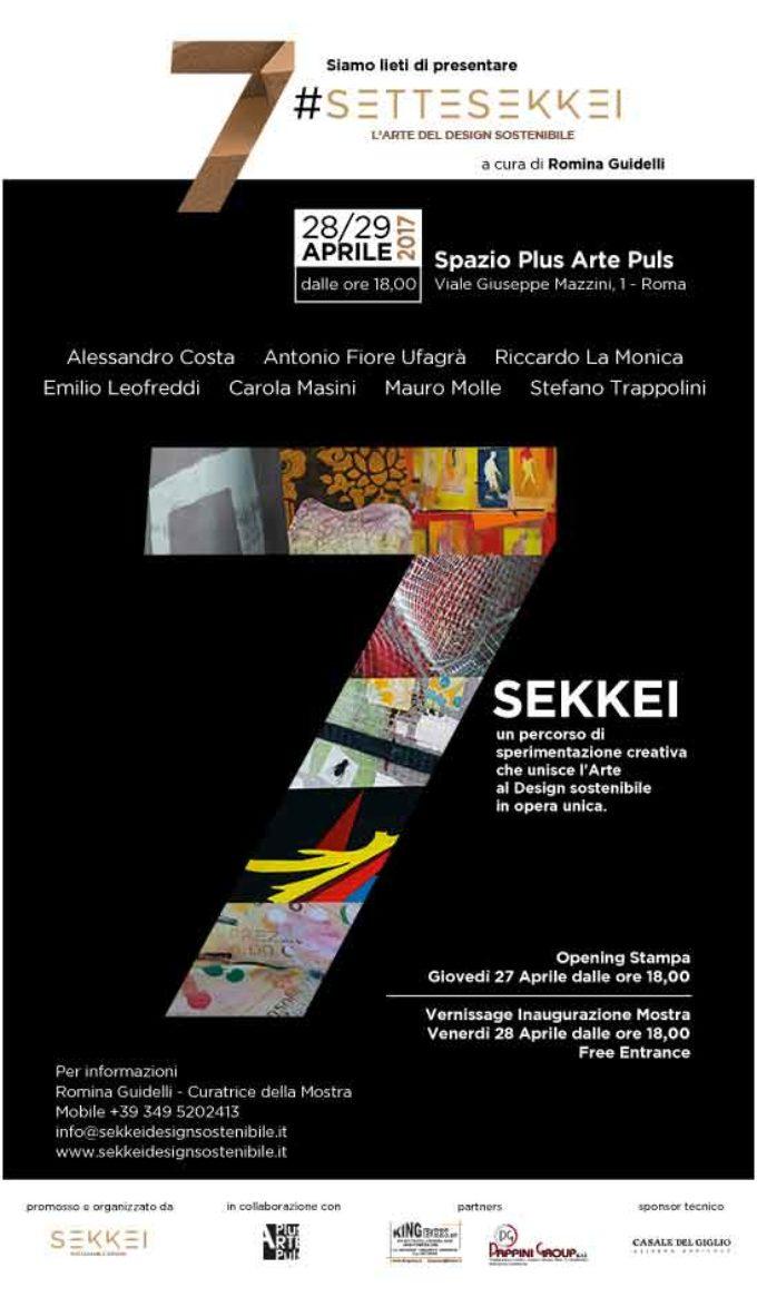 Mostra d'Arte sostenibile