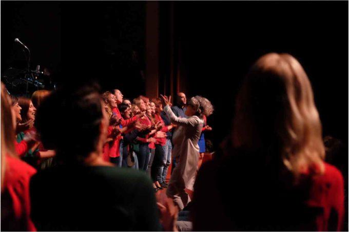 Teatro Eliseo & Saint Louis – Sat&B  Coro CantAutore & Friends