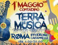 Terra E Musica, Festa Del 1° Maggio Contadino A Roma