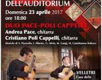 Velletri – Duo PACE – POLI CAPPELLI