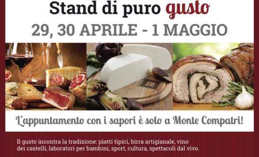 Monte Compatri è Degustando: Torna La Fiera Del Gusto Dei Castelli Romani