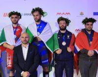 Matiddi Daniele é medaglia di bronzo agli Europei 2017 IMMAF Sofia