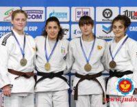Asd Judo Energon Esco Frascati, magica Favorini: nuovo trionfo nell'European Cup