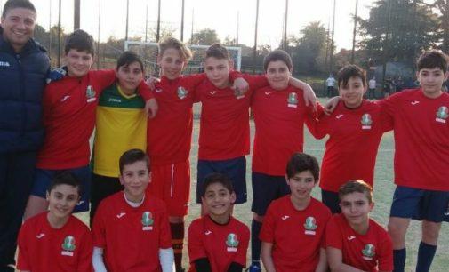 Tc New Country Club Frascati (calcio a 5), inizio sparato per l'Under 11 nel torneo Sant'Anna