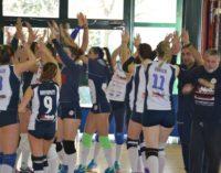 Modo Volley de' Settesoli Marino (B2/f), Viglietti: «La squadra è cresciuta mentalmente tanto»
