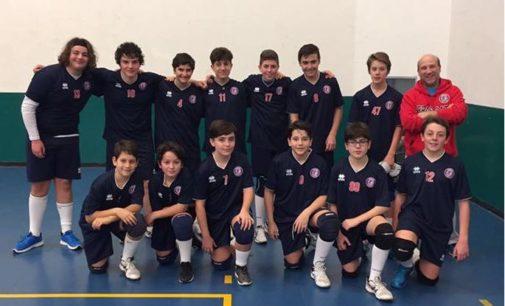 Volley Club Frascati, Lococo: «L'Under 14 maschile ha fatto grandi passi in avanti»